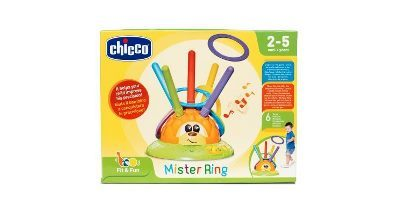 CHICCO GIOCO MISTER RING FIT&FUN