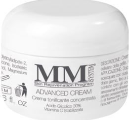 MM SYSTEM SRP ADVANCED CREMA 30%
