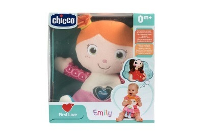 CHICCO GIOCO FIRST LOVE EMILY BAMB