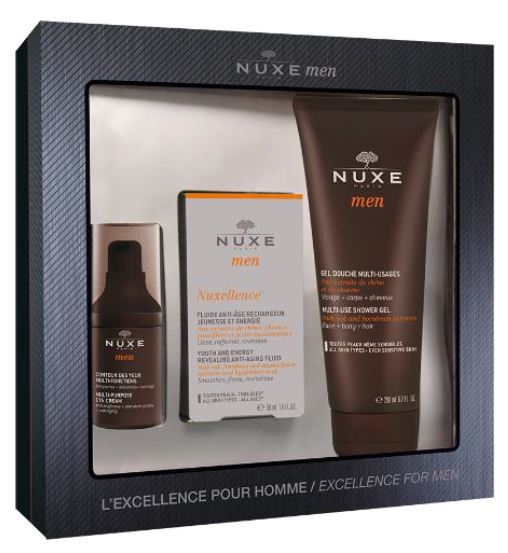 NUXE L'EXCELLENCE HOMME GIFT