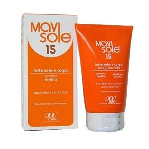 MAVISOLE 15 LATTE PROT/M 150ML