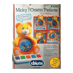 CHICCO MICKY 63881 ORSETTO PARLANT