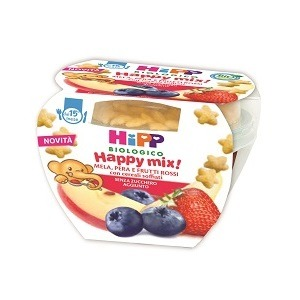 HIPP HAPPY MIX FRUTTI RO 121G