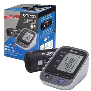 OMRON M7 IT MISURATORE PRESS
