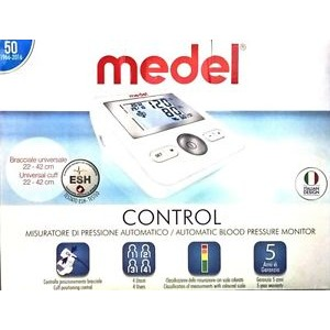 MEDEL CONTROL MISURATORE PRESS