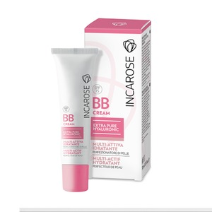 INCAROSE BB CREAM EXTRA PURE HYALURONIC