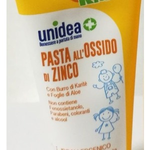 UNIDEA PASTA OSSIDO ZN 100ML