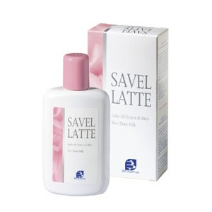 SAVEL LATTE VISO 150ML