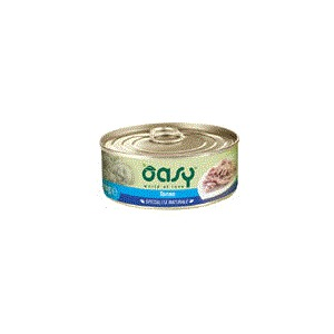 OASY WET CAT TONNO 70G