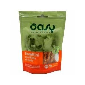 OASY SNACK FILETTO POLLO 100G