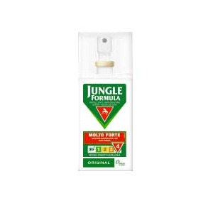 JUNGLE FORMULA MOLTO FORTE SPRAY