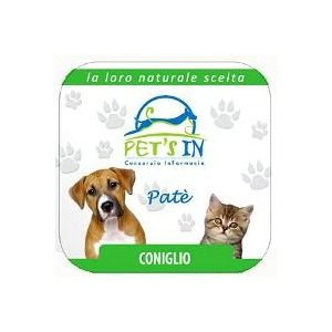 PET'SIN MOUSSE CONIGLIO 100G