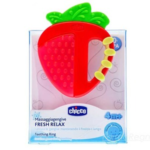 CHICCO MASSAGGIA GENGIVE FRESH RELAX